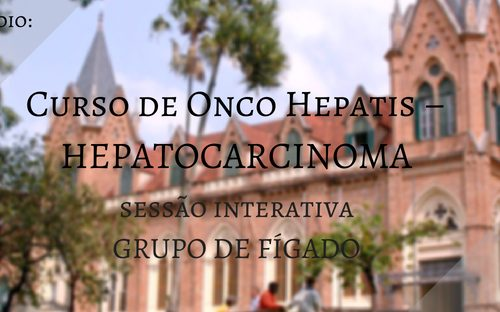 Curso de Onco Hepatis – Hepatocarcinoma