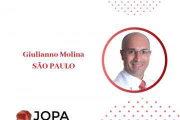 Dr. Giulianno Molina palestrante na VI JOPA CCP